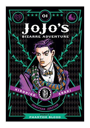 JoJo's Bizarre Adventure: Part 1--Phantom Blood