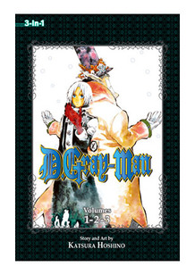 D.Gray-man (3-in-1 Edition)