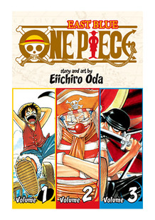 One Piece (Omnibus Edition)