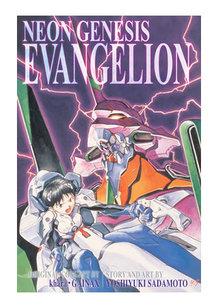 Neon Genesis Evangelion 3-in-1 Edition